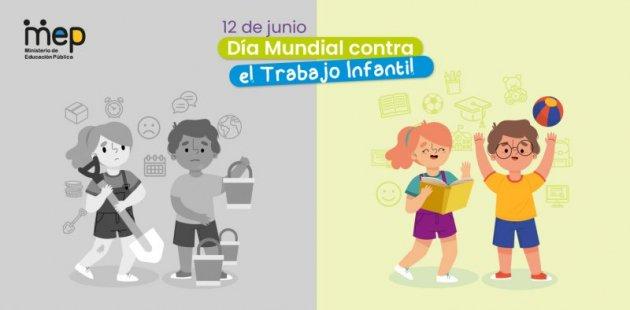 Imagen que tiene dos infantes, uno en un escenario laboral y otro jugando y leer