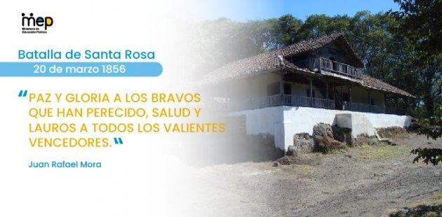 Se ilustra la Hacienda Santa Rosa en Guanacaste