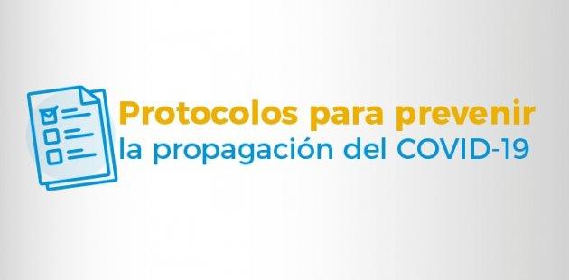 Protocolos, Covid-19;Pruebas Nacionales