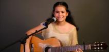 Adolescente ganadora, Massiel Rodríguez