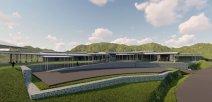 Prototipo del nuevo Liceo Rural de Salitre