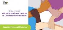 Manos de diferentes colores de piel unidas generando un círculo